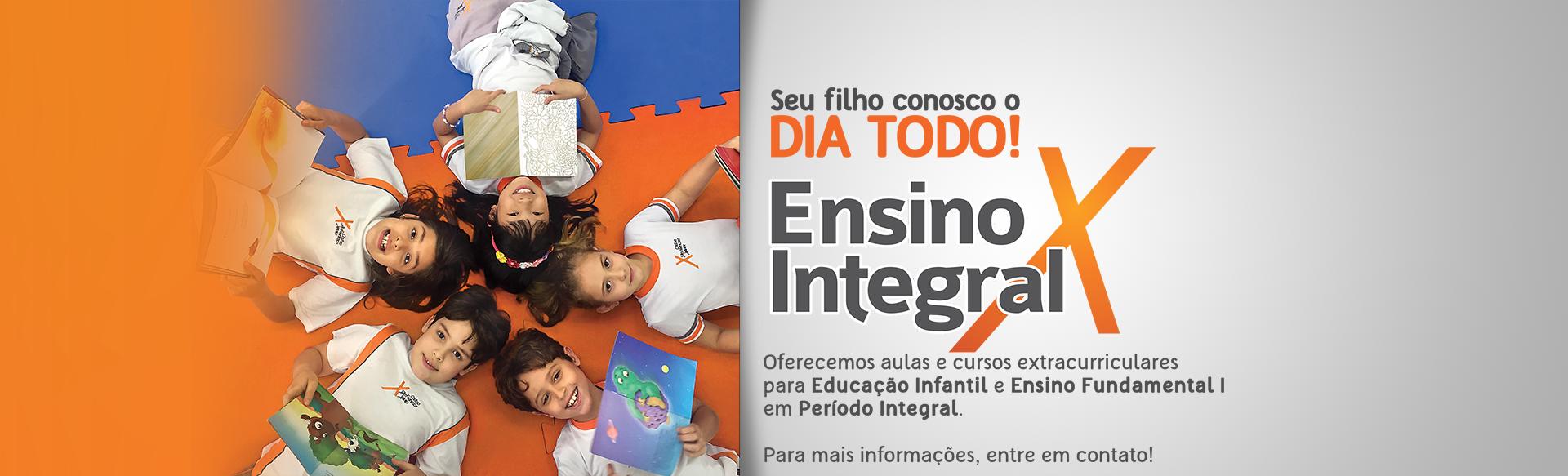 Colégio São Francisco Xavier - Ensino Integral