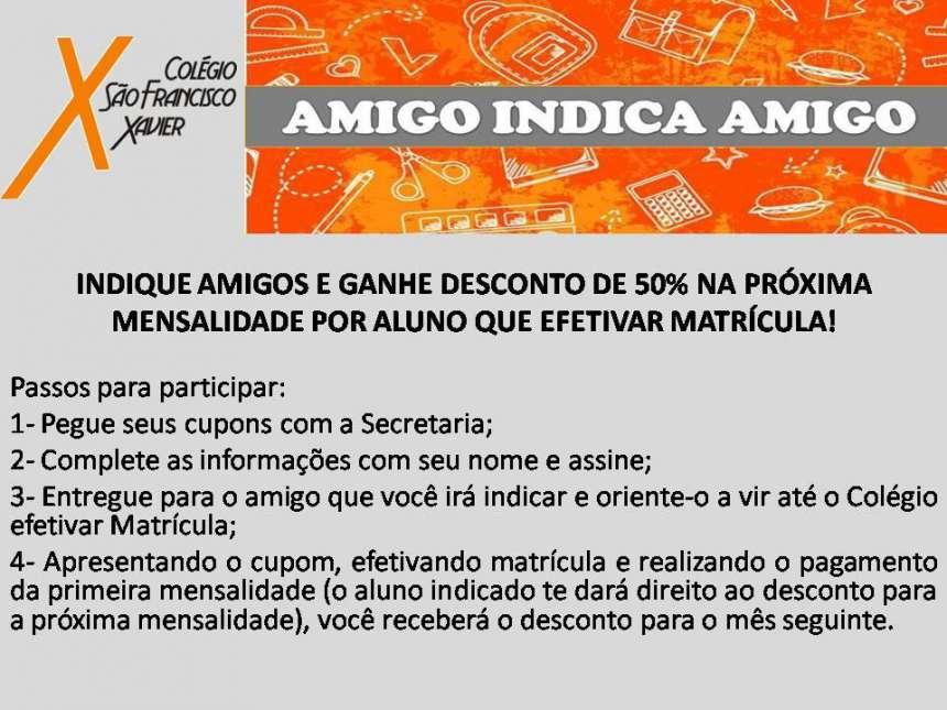 AMIGO INDICA AMIGO