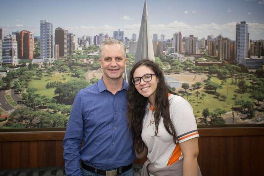Camila Dias Cruz tem projeto aprovado na Câmara Municipal de Maringá