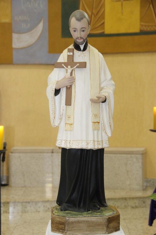 Missa de São Francisco Xavier