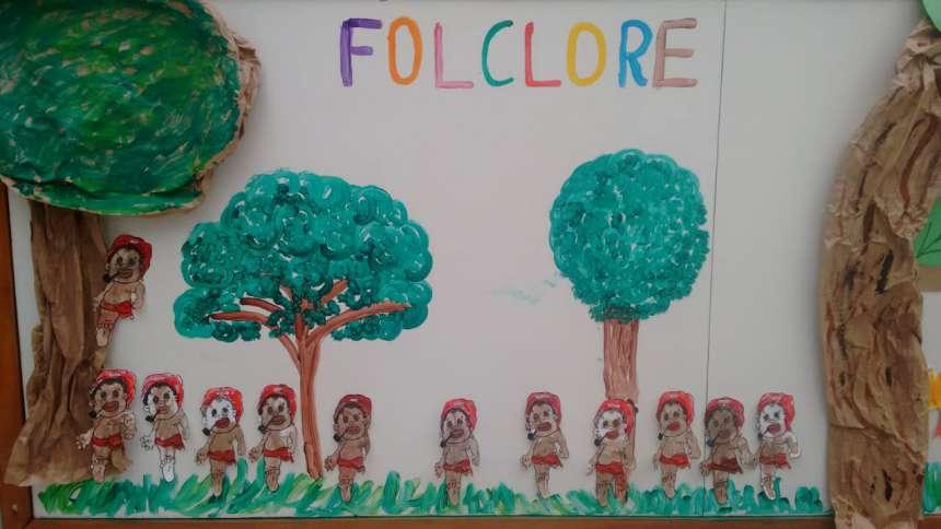 Dia do Folclore.