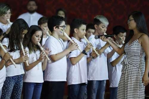 Cantata de Natal 2018.
