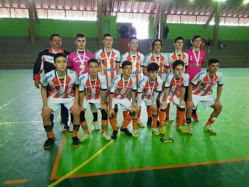 Alunos do colégio são campeões nos Jogos Escolares do Paraná 2019