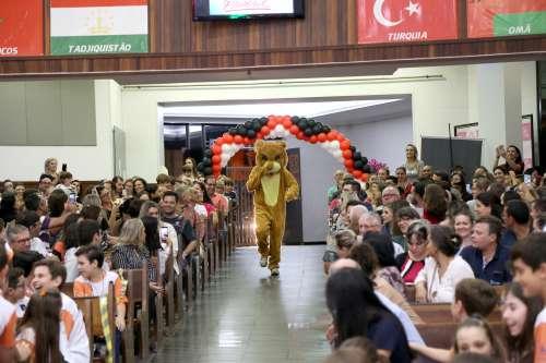 PROERD forma mais uma turma no Colégio São Francisco Xavier