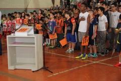 Colégio realiza abertura da Copinha Sicredi União/Viapar