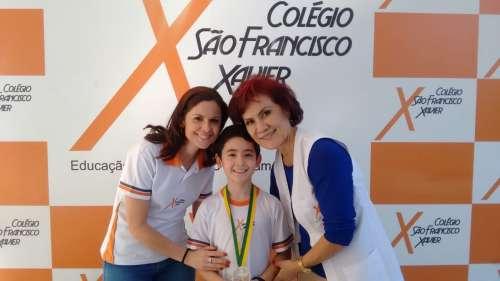 Colégio São Francisco Xavier é prata na Olimpíada Canguru